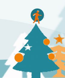 Do. 08.12.: Move-on feiert Weihnachten und lädt alle Mitglieder, Angehörige und Freunde dazu ein.